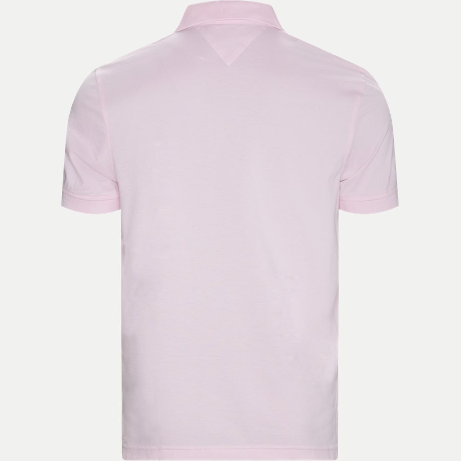 TOMMY REGULAR POLO - Core Tommy Regular Polo - T-shirts - Regular - LYS RØD - 2